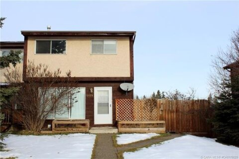 Townhouse for sale at 5739 53 Street Close Rocky Mountain House Alberta - MLS: CA0178629