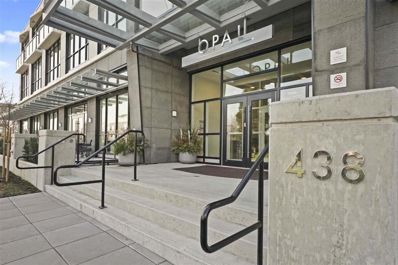Buliding: 438 West King Edward Avenue, Vancouver, BC