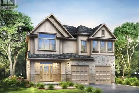 House for sale at 574 Bridgemill Cres Kitchener Ontario - MLS: 30734320