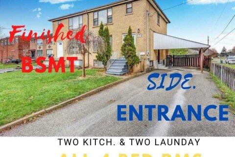 Townhouse for sale at 574 Crerar Ave Oshawa Ontario - MLS: E4991207