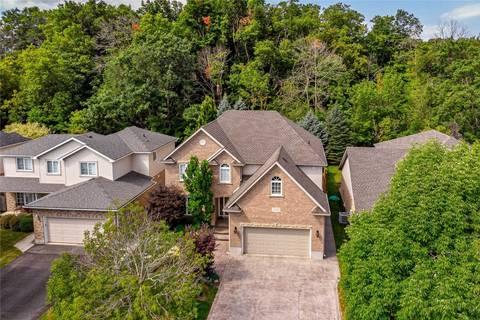House for sale at 574 Sandbanks Cres Waterloo Ontario - MLS: X4588743