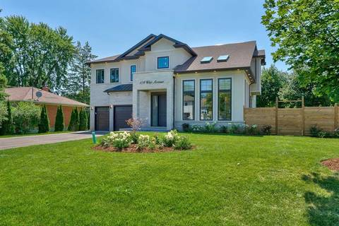 House for sale at 574 Weir Ave Oakville Ontario - MLS: W4564010