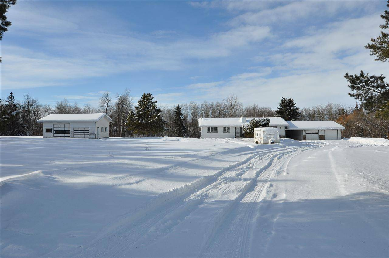 House for sale at 57430 Rr  Rural Sturgeon County Alberta - MLS: E4189190