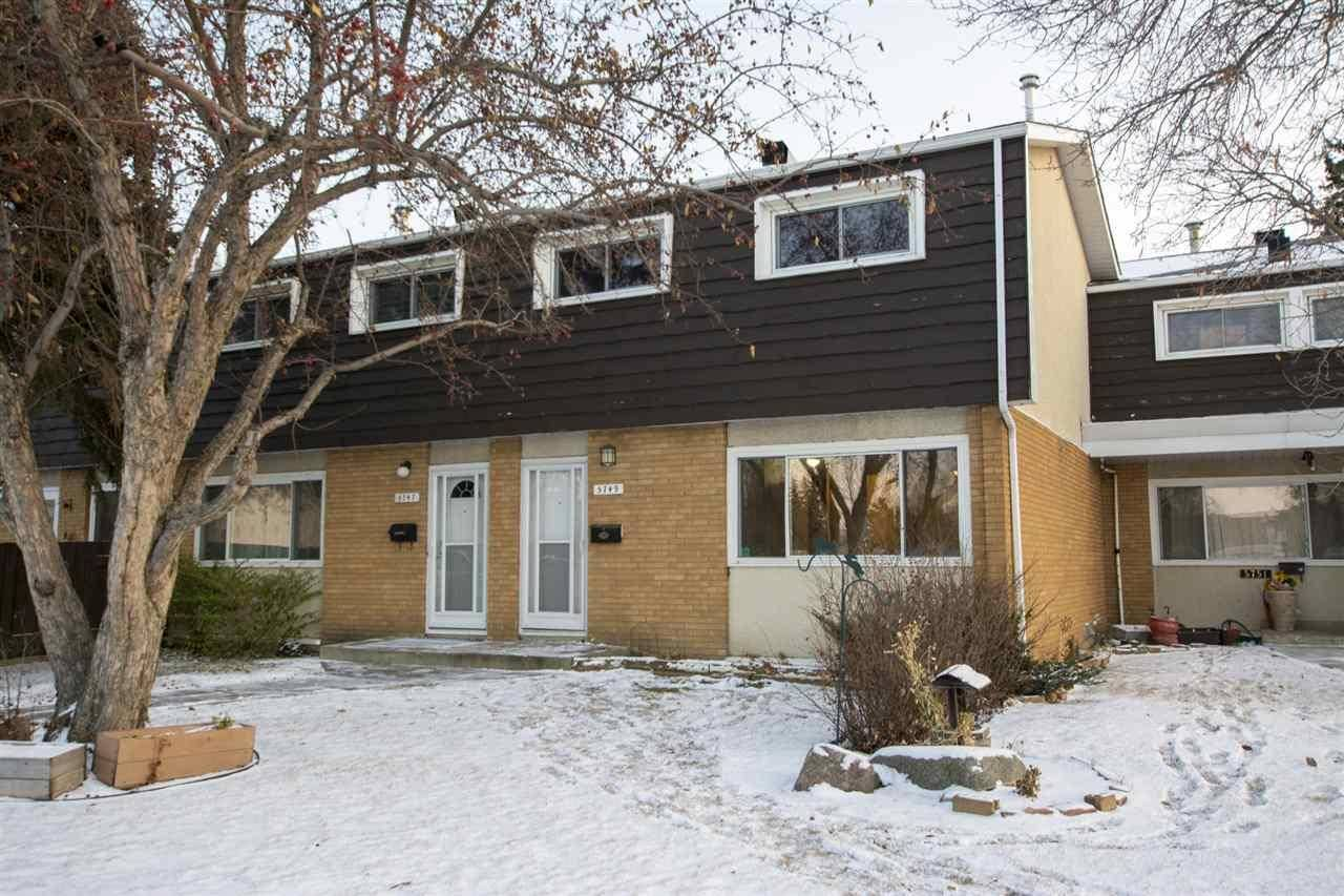 Townhouse for sale at 5749 144 Ave Nw Edmonton Alberta - MLS: E4179208