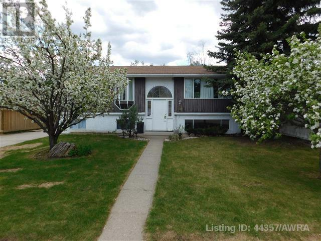 For Sale: 5749 - 9 Ave , Edson, AB | 5 Bed, 3 Bath House for $349,900. See 44 photos!