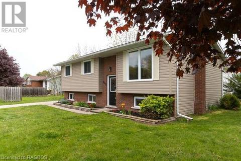 House for sale at 575 2nd Street A  West Owen Sound Ontario - MLS: 208029