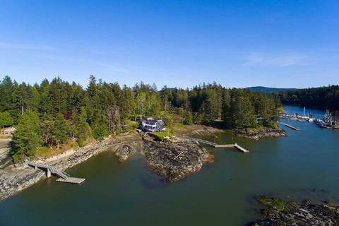 House for sale at 675 Cain Rd Unit 575-675 Galiano Island British Columbia - MLS: R2327589