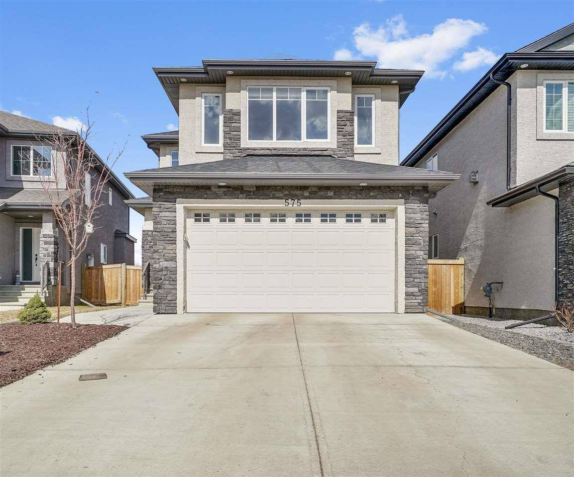 House for sale at 575 Albany Wy Nw Edmonton Alberta - MLS: E4167736