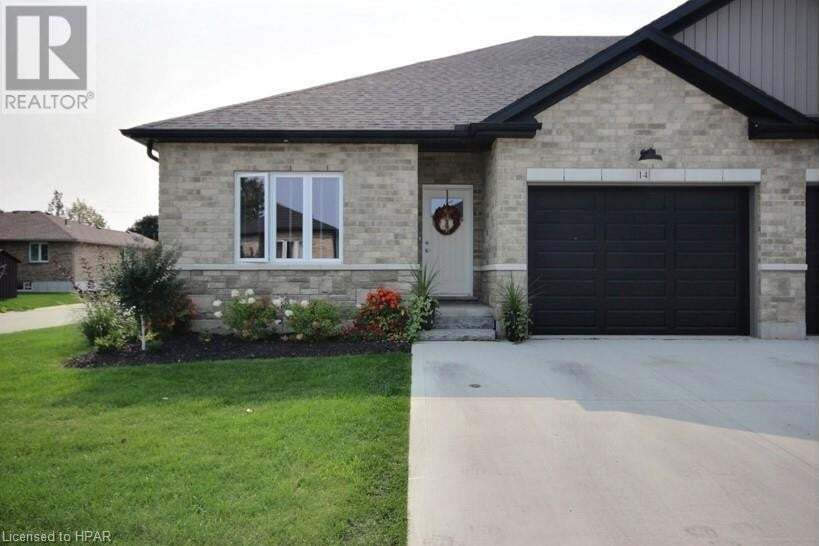 House for sale at 575 Albert Ave North Listowel Ontario - MLS: 40022344