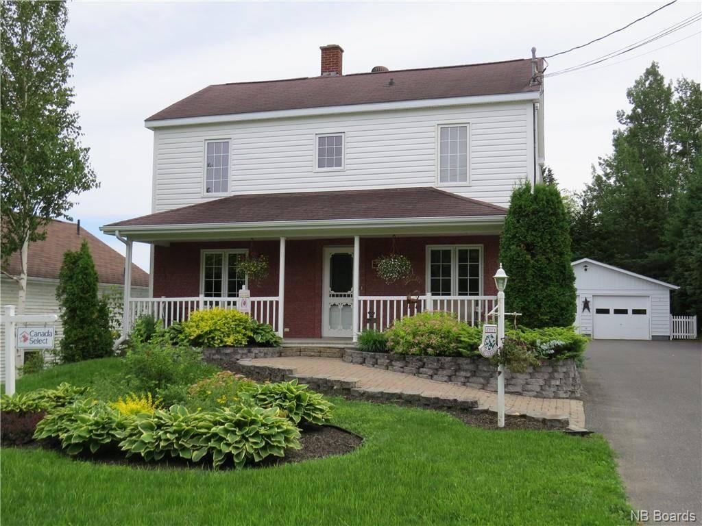 Residential property for sale at 575 Broadway Blvd Grand Sault/grand Falls New Brunswick - MLS: NB018516