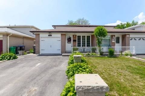 Townhouse for sale at 575 Chantenay Dr Mississauga Ontario - MLS: W4509085