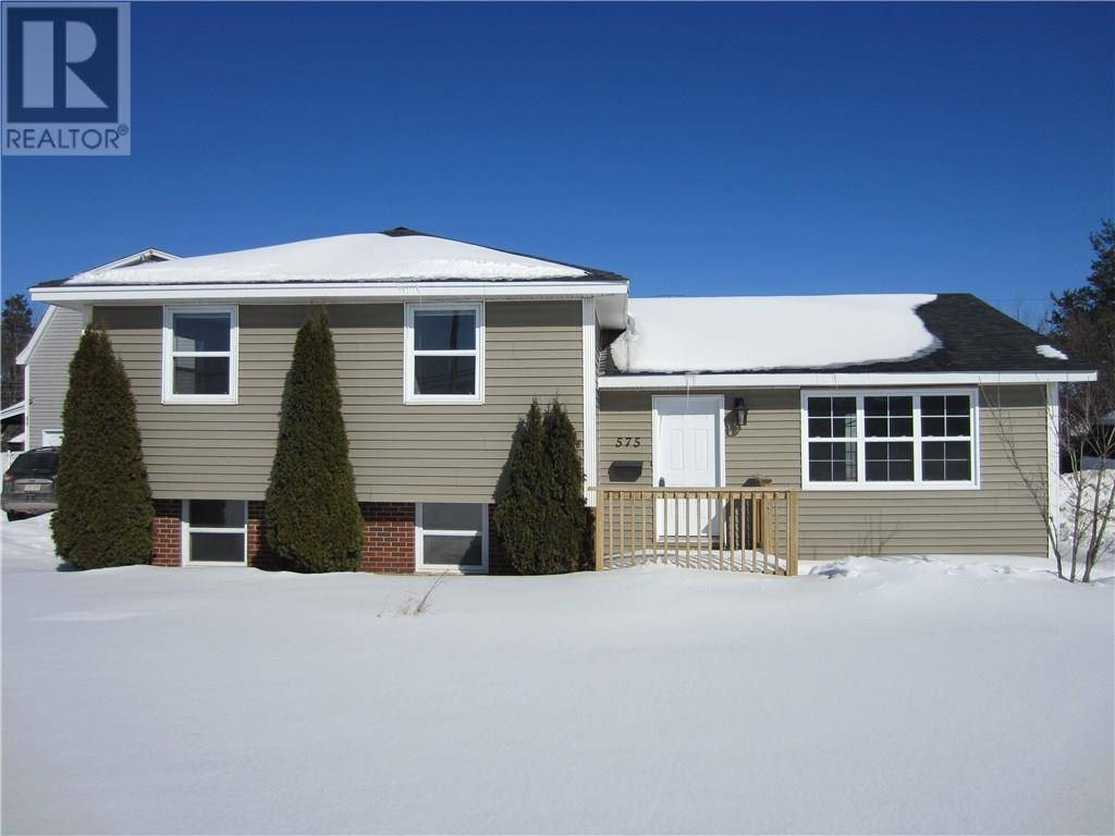 House for sale at 575 Hillsborough  Riverview New Brunswick - MLS: M127500