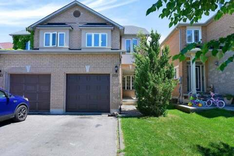 Townhouse for sale at 575 Skinner Ave Newmarket Ontario - MLS: N4794633