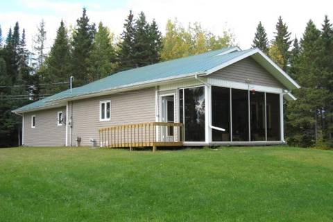 House for sale at 575 Sutherland Brook Rd Dsl De Drummond New Brunswick - MLS: 16-9969