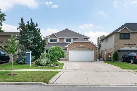 House for sale at 575 Vanier Dr Milton Ontario - MLS: W4515631