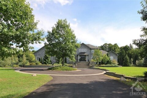 House for sale at 5750 Stuewe Dr Manotick Ontario - MLS: 1217695
