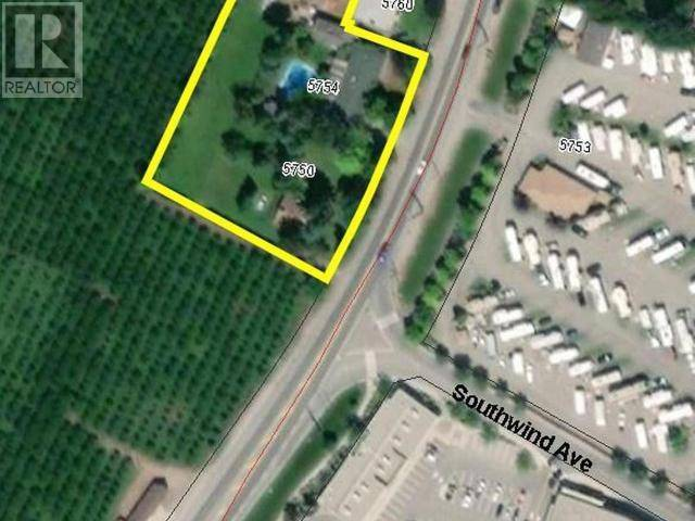 Commercial property for sale at 5754 Main St Oliver British Columbia - MLS: 181838