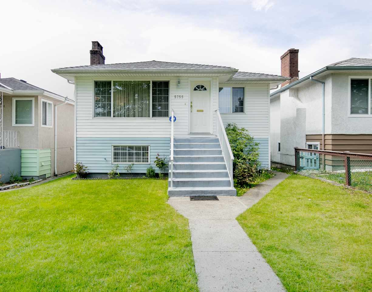 Removed: 5755 St Margarets Street, Vancouver, BC - Removed on 2018-10-17 05:24:29