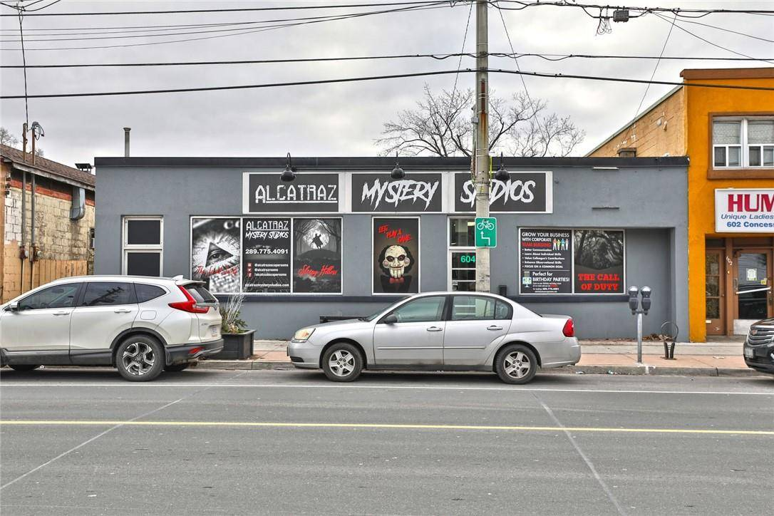 Commercial property for sale at 604 Concession St Unit 576 Hamilton Ontario - MLS: H4075640