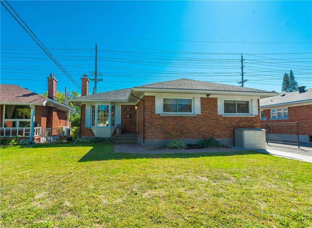 House for sale at 576 Browning Ave Ottawa Ontario - MLS: 1168767