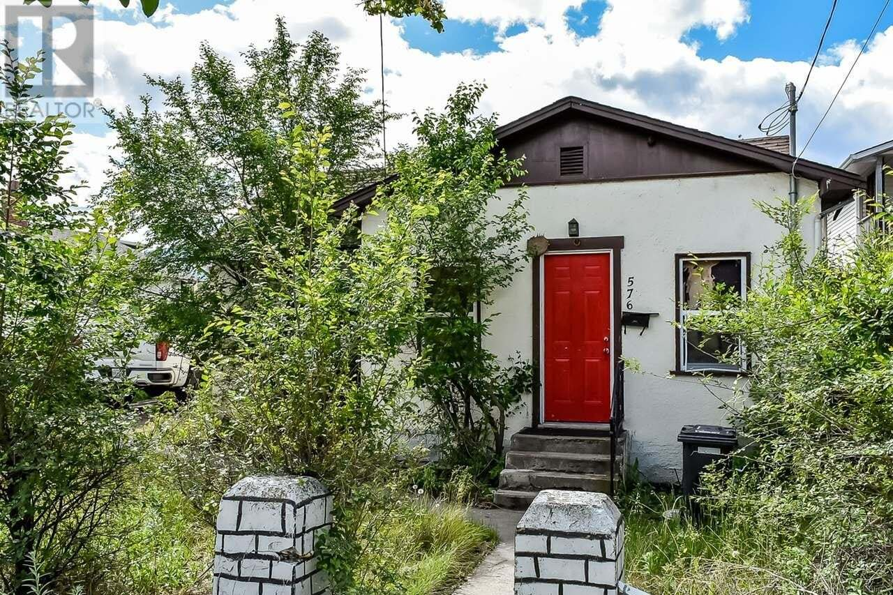 House for sale at 576 Eckhardt Ave E Penticton British Columbia - MLS: 183879