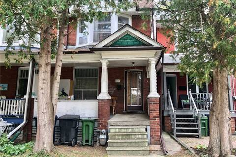 Townhouse for rent at 576 Gladstone Ave Toronto Ontario - MLS: W4631987