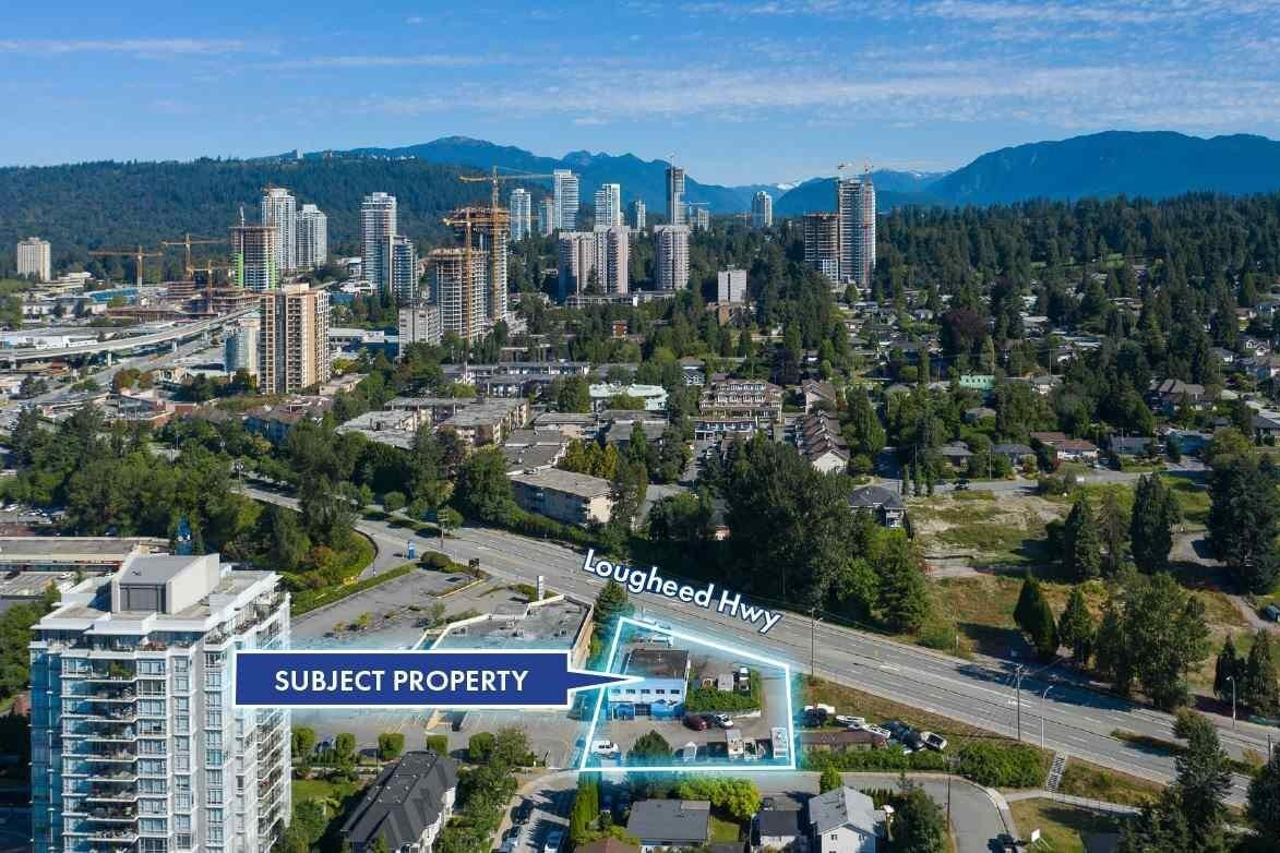 Commercial property for sale at 576 Lougheed Hy Coquitlam British Columbia - MLS: C8033662
