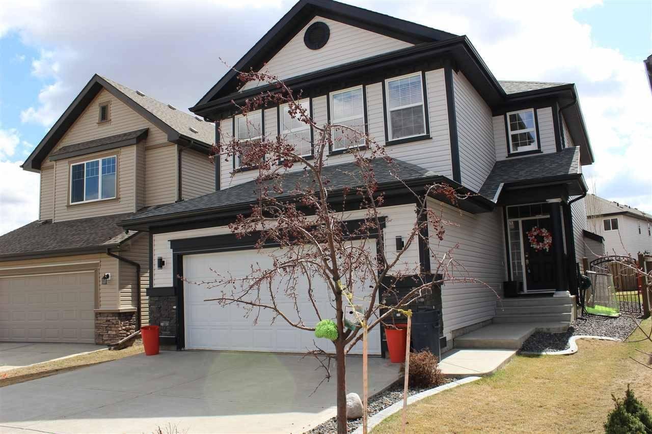 House for sale at 576 Mcdonough Wy Nw Edmonton Alberta - MLS: E4183716