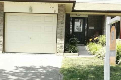 Townhouse for sale at 576 Stone St Oshawa Ontario - MLS: E4823026