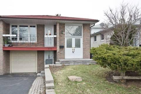 Townhouse for sale at 576 Van Horne Ave Toronto Ontario - MLS: C4419656
