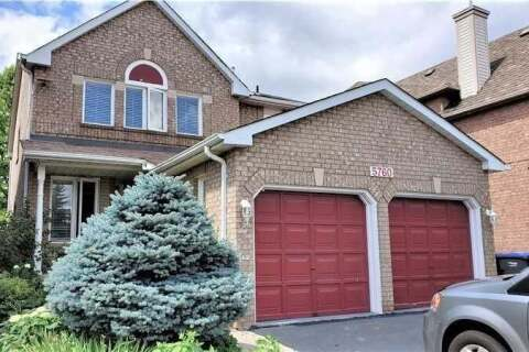 House for rent at 5760 Bell Harbour Dr Mississauga Ontario - MLS: W4855496