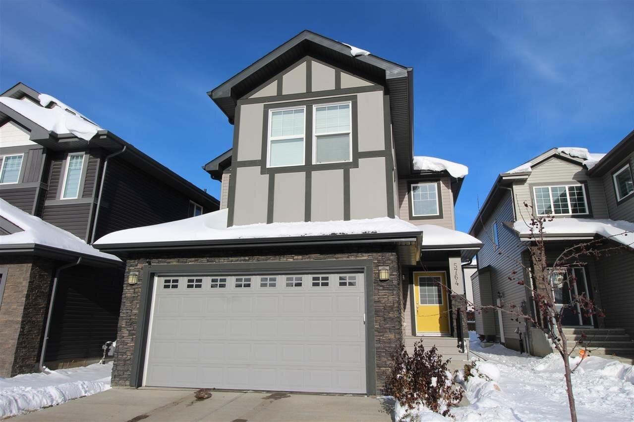 House for sale at 5764 175b Av NW Edmonton Alberta - MLS: E4213767