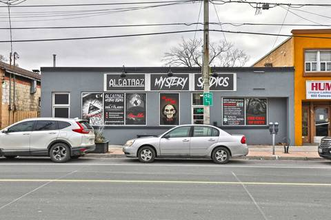 Commercial property for sale at 576 Concession St Hamilton Ontario - MLS: X4732242