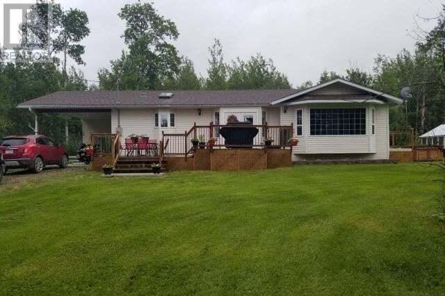 House for sale at 5768 Wabi Estates Chetwynd British Columbia - MLS: 184425