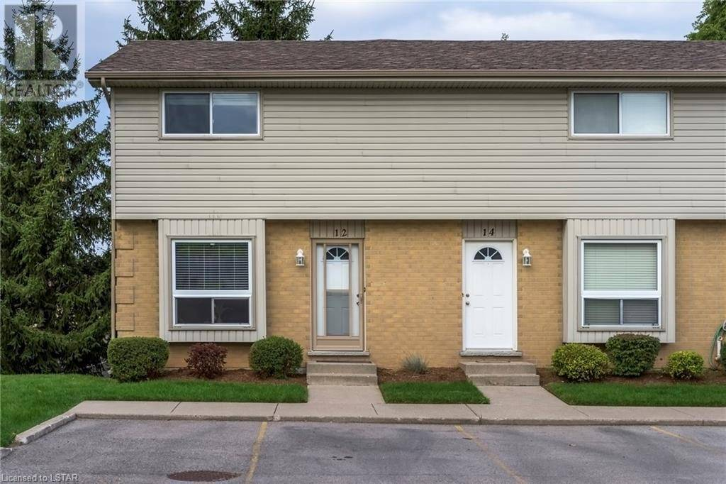 Townhouse for sale at 12 Third St Unit 577 London Ontario - MLS: 220944