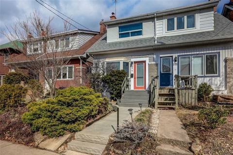Townhouse for sale at 577 Beresford Ave Toronto Ontario - MLS: W4724057