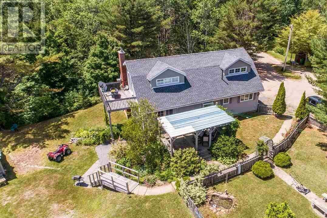 House for sale at 577 Dawson Rd Ellershouse Nova Scotia - MLS: 202012525
