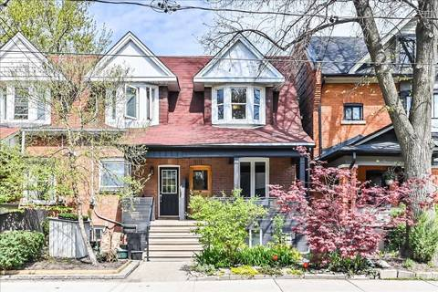 Townhouse for sale at 577 Logan Ave Toronto Ontario - MLS: E4455958