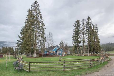House for sale at 577 Mabel Lake Rd Lumby British Columbia - MLS: 10181035