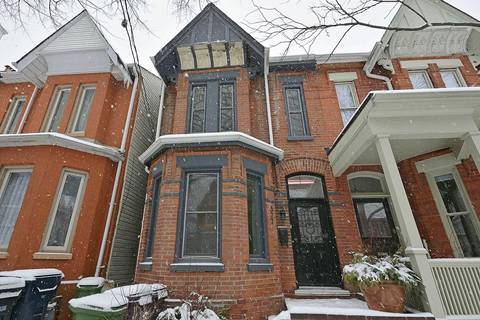 Townhouse for rent at 577 Ontario St Toronto Ontario - MLS: C4689364