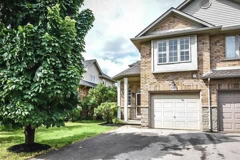 Townhouse for sale at 577 Southridge Dr Hamilton Ontario - MLS: H4058568