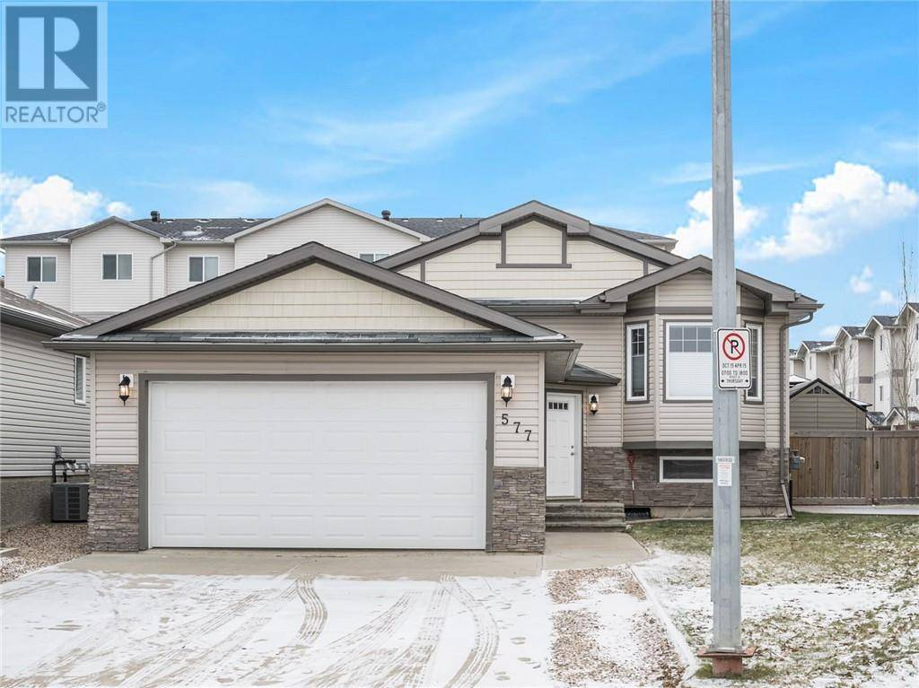 House for sale at 577 Walnut Cres Fort Mcmurray Alberta - MLS: fm0183351