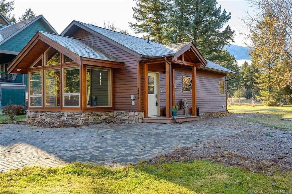 House for sale at 5775 Osprey Road  Fairmont Hot Springs British Columbia - MLS: 2442119