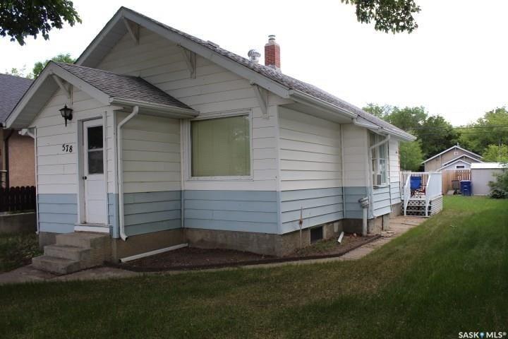 House for sale at 578 1st St W Shaunavon Saskatchewan - MLS: SK815025