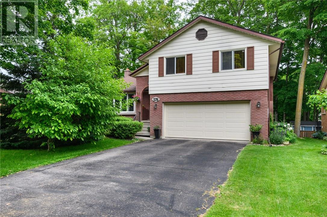 Removed: 578 Canewood Crescent, Waterloo, ON - Removed on 2019-06-30 17:15:30