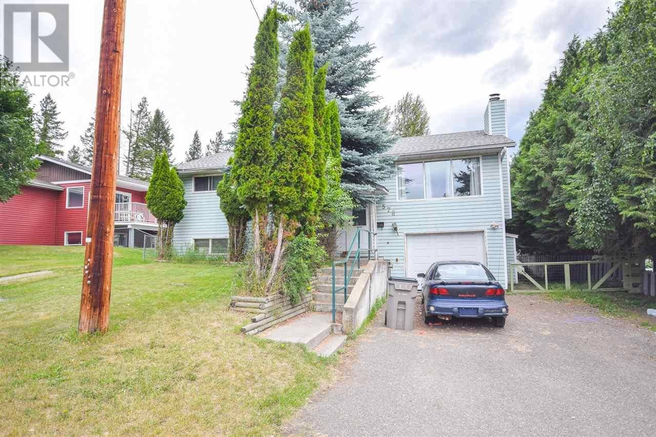 House for sale at 578 Jones St Quesnel British Columbia - MLS: R2446734