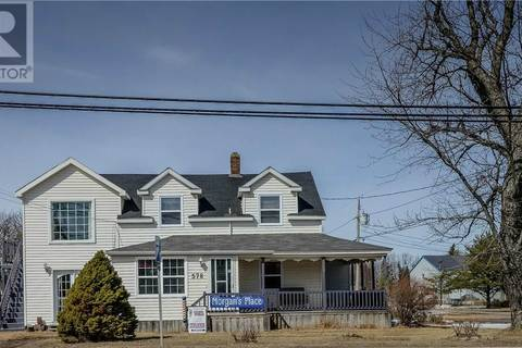House for sale at 578 Main St Shediac New Brunswick - MLS: M122075