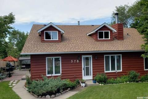 House for sale at 578 Nicoll Ave Regina Beach Saskatchewan - MLS: SK800756