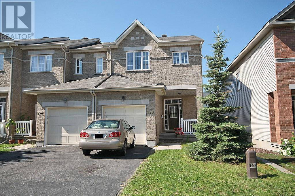 Townhouse for rent at 578 Remnor Ave Ottawa Ontario - MLS: 1179245