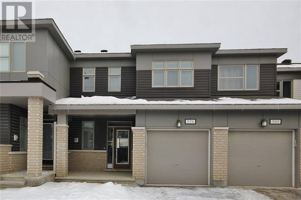Townhouse for sale at 578 Roundleaf Wy Ottawa Ontario - MLS: 1179630